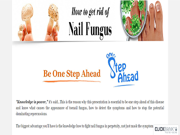 Say No To Fungus