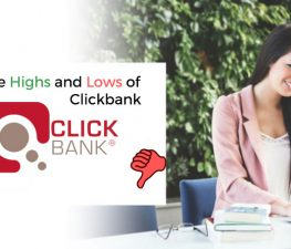 The Highs and Lows of Clickbank