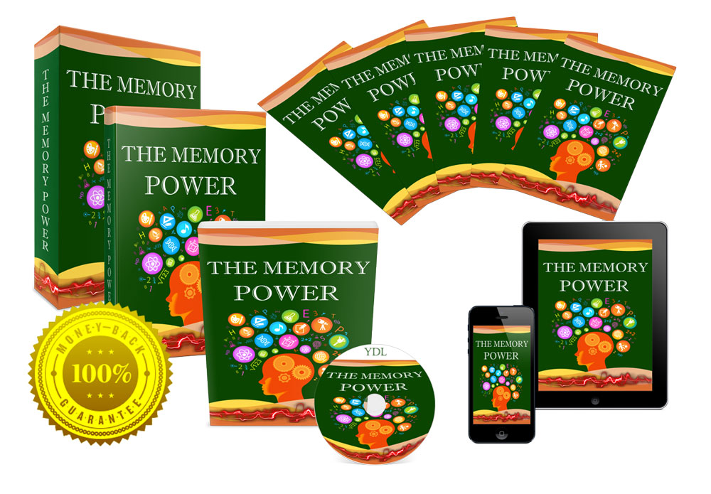 The Memory Power - PLR