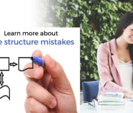 Learn More about Site structure mistakes