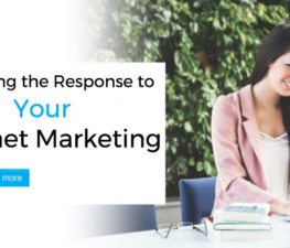 Evaluating the Response to Your Internet Marketing