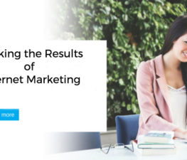 Tracking the Results of Internet Marketing