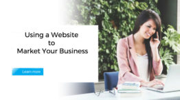 Using a Website to Market Your Business