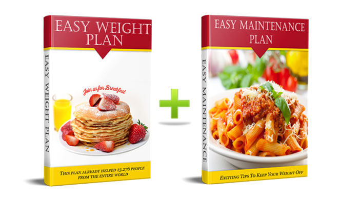 easy weight plan