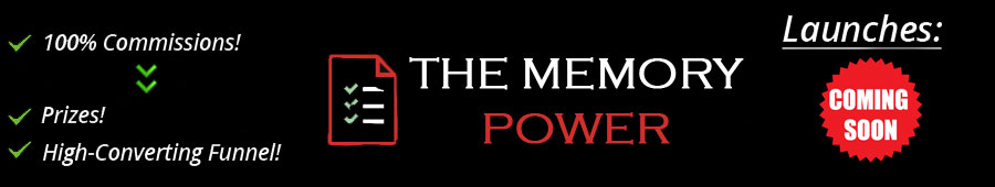 PLR The Memory Power Launches Very Soon