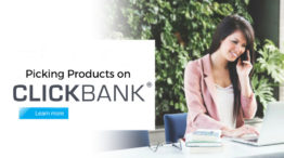 Picking Products on Clickbank